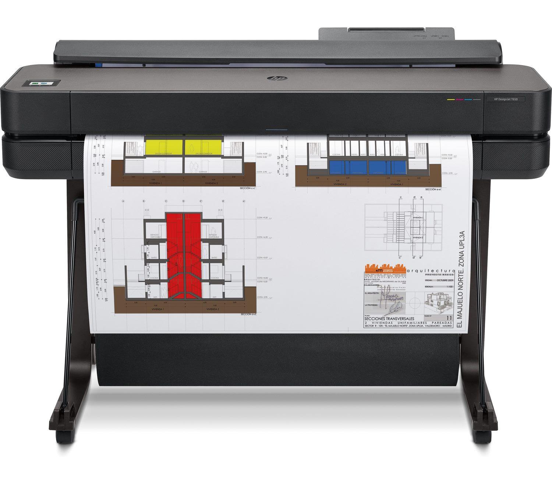 HP DeignJet T650 36 นิ้ว