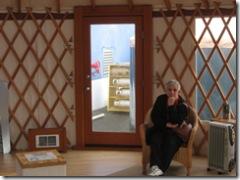 10-01-07 Visit to Rainier Yurts 070
