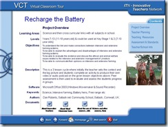Dan Roberts -UK England-Recharge the battery
