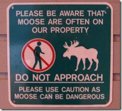moose-sign