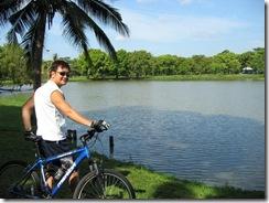 biker man