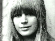 Close Up - Marianne Faithfull