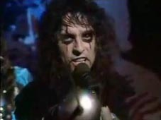Alice Cooper on TOTP 1972